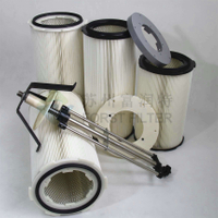 Polyester+PTFE Air Filter Cartridge